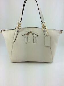 75e0e0d1635 New Coach F28969 Small Kelsey With Bow Satchel Crossbody Shoulder ...