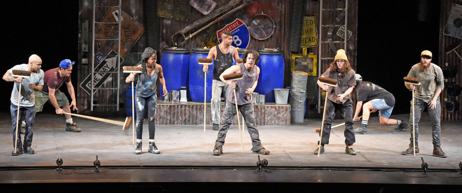 Stomp Wilkes Barre Tickets (Rescheduled from March 15)