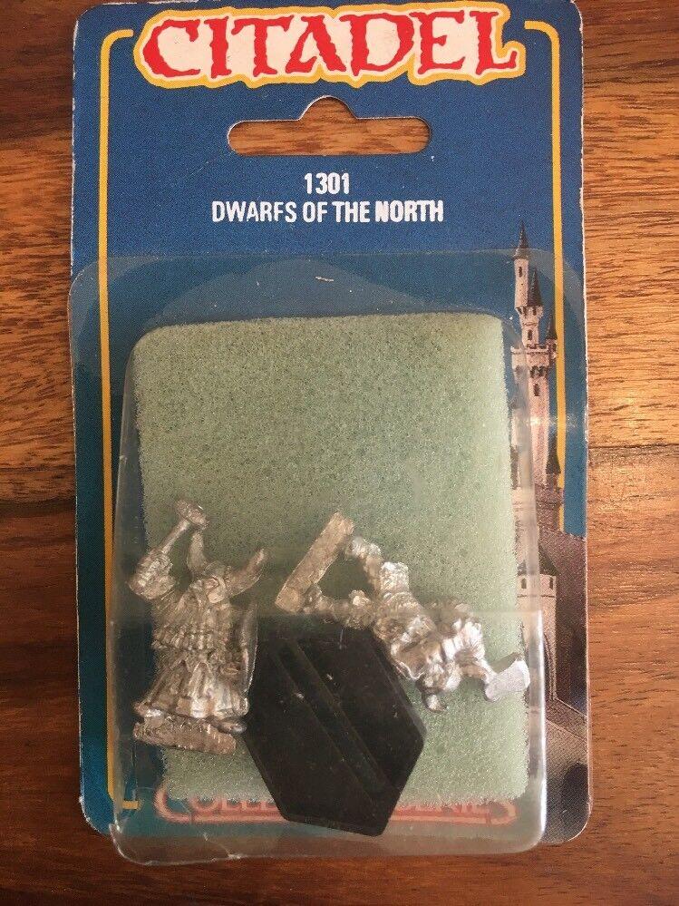 NANI DEL NORD 1301 RARO NUOVO SIGILLATO Norreno Games Workshop NANI fuori catalogo