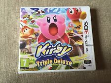 NINTENDO 3DS : kirby triple deluxe ( neuf sous blister )