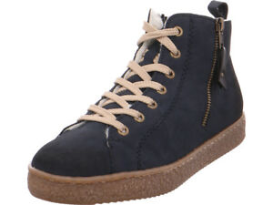 Stiefel Stiefel Blau Rieker Rieker Blau Rieker Stiefel lcFJT1K