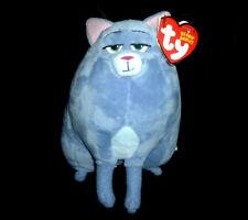 "Ty Secret Life of Pets Chloe The Cat 6"" Regular Plush Beanie Babies Toy"