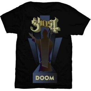 Ghost-Doom-Shirt-S-M-L-XL-XXL-Official-T-Shirt-Metal-Rock-Band-Tshirt-New