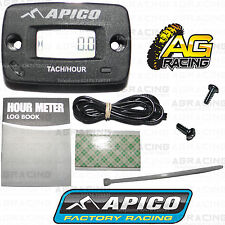 Apico Hour Meter Tachmeter Tach RPM Without Bracket For Yamaha WRF 400 WRF 426