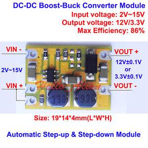 US Plug Waterproof AC 110V 220V 230V to DC 12V 2A Buck Down Power Supply Module