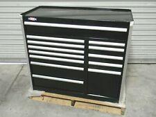 Craftsman Roller Cabinet Tool Box 13 Drawer 41 X 18 X 40 Cmst40770bk Damaged