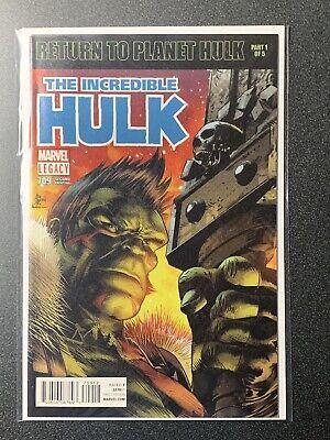 The Incredible Hulk #709 Lenticular Homage Variant Marvel NM Comics Book