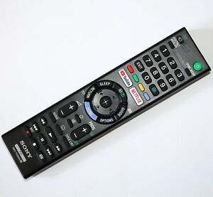 Details about Genuine Sony RMT-TX300E RMTTX300E Smart TV Remote Control  With NETFLIX & YouTube