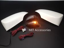 MIT TOYOTA YARIS VIOS 14-on outside Door mirror cover turn signal lights-Painted