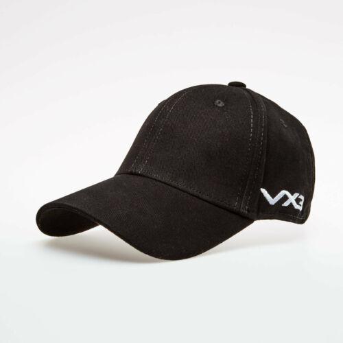 VX3 Unisexe VX-3 Baseball Cap Black Hat