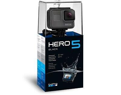 GoPro HERO5 Black Action Camera Latest 2016 Release