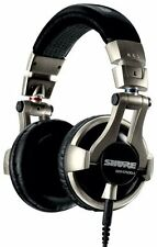 SHURE SRH750DJ Cuffie professionali DJ. Garanzia 24 mesi.