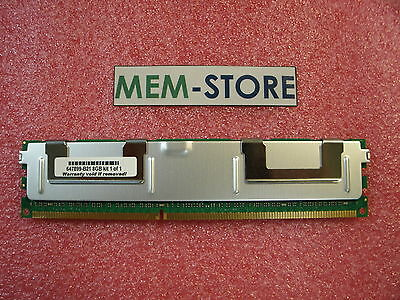 731761-B21 Certified Memory for HP S230s G8//SL250s G8//SL270s G8 8GB DDR3 ECC Reg