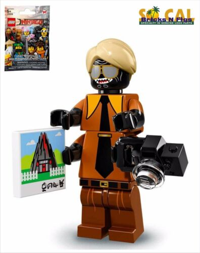 LEGO The Ninjago Movie Minifigures Series 71019 Flashback Garmadon - NEW