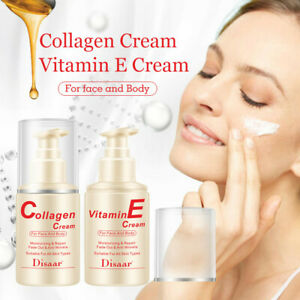 100ml-Vitamine-E-Collagene-Visage-hydratant-Hydratante-ANTI-AGE-Serum-Creme
