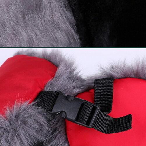 Hot Unisex Winter Trooper Trapper Warm Hat Ushanka Ear Flap Windproof Mask Caps