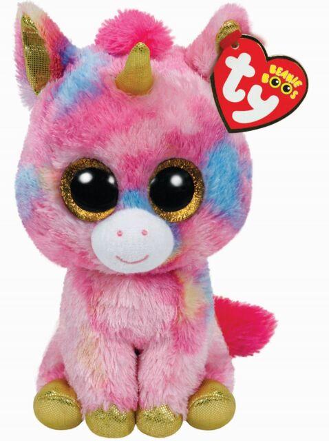 71339eb9a42 Ty Beanie Boo Plush - Fantasia The Unicorn 15 cm for sale online