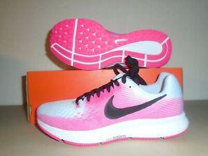 New-Nike-Womens-Air-Zoom-Pegasus-34-Half-Blue-Black-Pink-Running-Shoes-sz-7