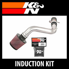 K&N Typhoon Performance Air Induction Kit - 69-9501TP - K and N High Flow Part