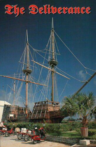 Details about  Deliverance Replica Ordinance Island St. Georges Bermuda United Kingdom Postcard