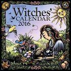 Llewellyn's 2016 Witches' Calendar by Llewellyn 9780738734026 2015