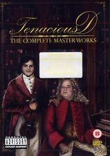 "TENACIOUS D ""THE COMPLETE MASTER WORKS"" 2 DVD NEU"
