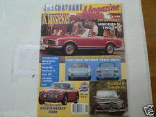 OKM 1998-06 FIAT 850 SPIDER 1965-1973,SAAB 96,MERCEDES SL 1963-1971,ALPINE A-610