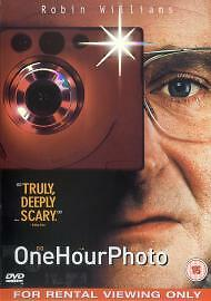 1 of 1 - One Hour Photo (DVD, 2003) EX Rental Version