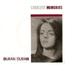 DURAN DURAN Careless Memories Vinyl Record 7 Inch EMI 5168 1981