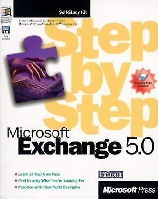 Microsoft Exchange 5.0 Step by Step