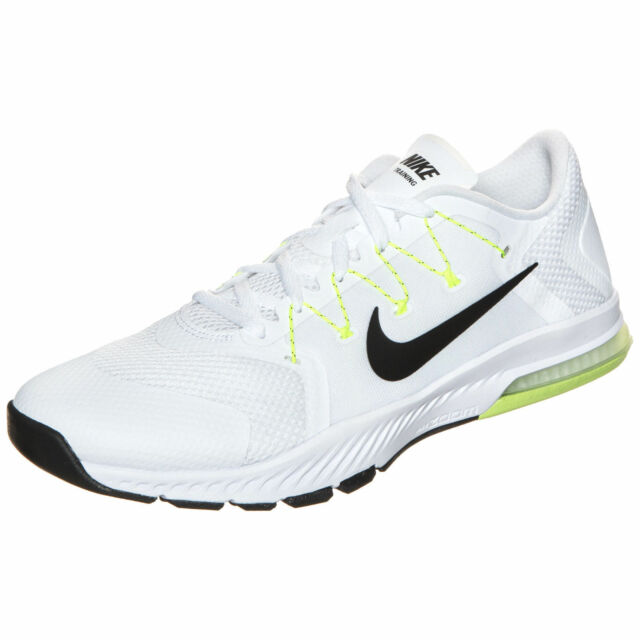 af05dea21ae8f Nike Zoom Train Complete Men s Training Shoes White Black 882119 100 Size 9  - 11