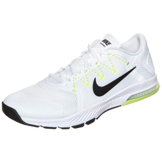 8d50ebc22f09 Nike Zoom Train Complete Men s Training Shoes White Black 882119 100 Size 9  - 11