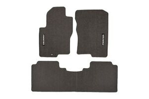2005 2006 Nissan Frontier Crew Cab Carpeted Carpet