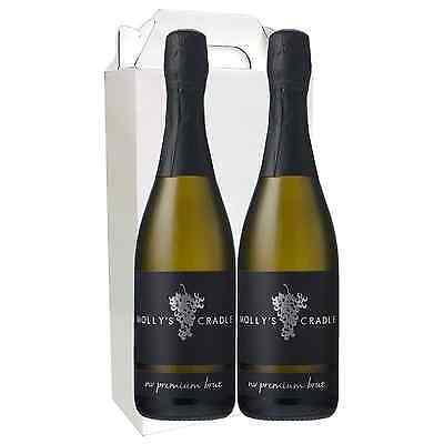 Molly's Cradle Estate Range Nv Premium Brut Twin Pack Sparkling Sparkling Wine