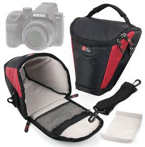 DURAGADGET-Medium-Top-Loader-Carry-Case-with-Shoulder-Strap-for-Pentax-X5-645D