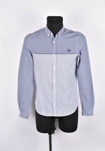 Fred-Perry-Hombre-Camisa-Informal
