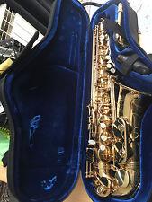 selmer super action II 80 alto saxophone + case FREE SHIPPING WORLDWIDE