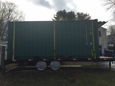 2017 20 Shipping Container Coffee Concession Trailer For Sale In Rhode Island