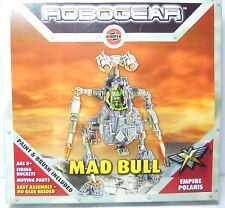 "Airfix Robogear Empire Polaris ""Mad Bull"" Click Together Plastic Kit"