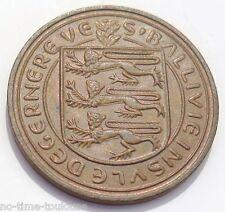 Guernsey 2 nueva moneda peniques. 1971.