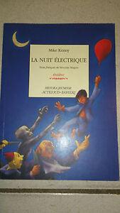 Mike Kenny - La Nuit électrique - Actes Sud/papiers