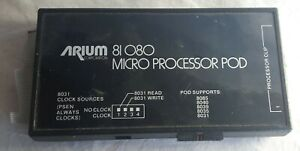 Arium-81-080-Micro-Processor-POD-AS-IS-UNTESTED-Good-For-Parts