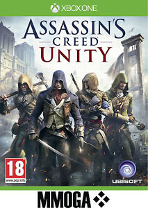 Xbox-One-Assassin-039-s-Creed-Unity-Key-Microsoft-Xbox-One-Spiel-Download-Code