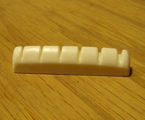 1 5//8 GUITAR NUT PLASTIC NECK PART PARTS REPAIR REPLACE FIX 4 ACOUSTIC ELECTRIC