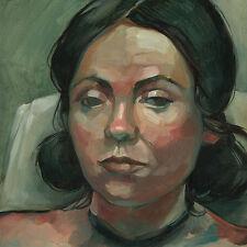 JOANNE Original Oil PAINTING woman Keelyart Portrait Fine Art from L.A. Artist