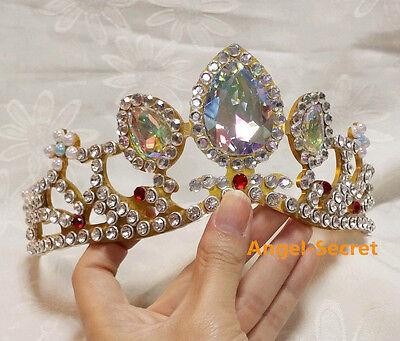 FCR11 Crown of Rapunzel gold version
