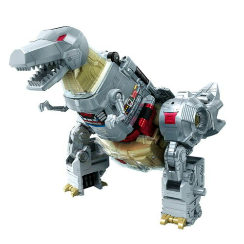 """Transformers Power of the Primes Voyager Grimlock Action Figure 6/"""" Toy New"""