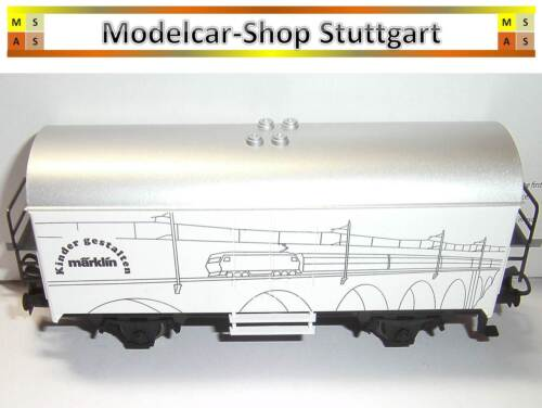 """4415.627 Kühlwagen /""""Kinder gestalten/"""" Malwagen fabrikneu"""