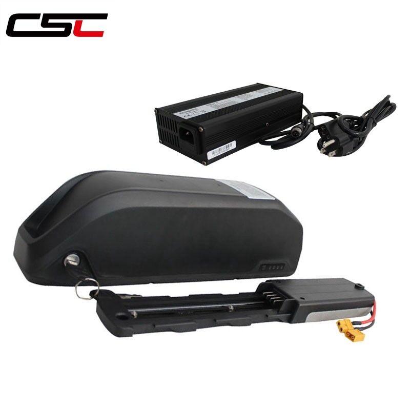 52V 17.5AH 1500W Samsung Cell  Li-ion E-Bike Battery