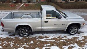 2002 Dodge Dakota RT 5.9 V8